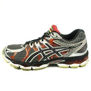 Asics-Gel-Nimbus-16-Running-Shoes-Men-039-s-Size-10-5-Gray-Red