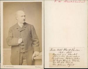 L-039-ecrivain-allemand-Friedrich-Wilhelm-Hacklander-CDV-vintage-albumen-carte
