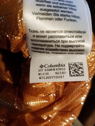 Womens S M L XL Columbia HEATZONE 1000 TURBODOWN OMNI HEAT SKI DOWN JACKET