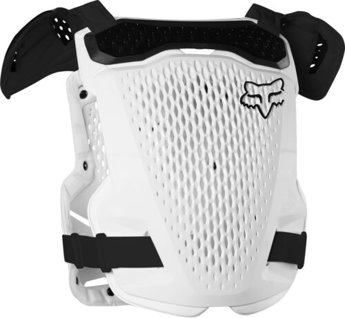 Fox Racing R3 MX Offroad Chest Protector White