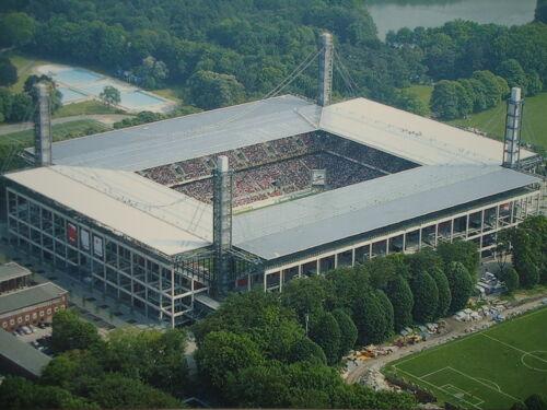 Stadionpostkarte Rhein Energie Stadion Köln # 2004