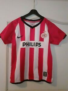Football-Soccer-Voetbal-shirt-from-PSV-Eindhoven-from-Holland-size-110-118
