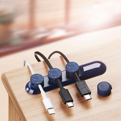 8PCS Cool Car Charger Line Headphone//USB Cable Car Clip Interior Accessories TR