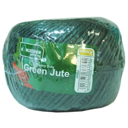 Heavy Duty Green Jute Twine String Great Value!