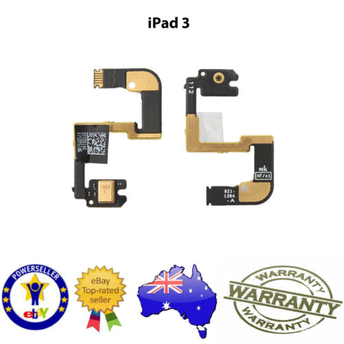 Microphone Flex cable Ribbon WiFi & Cellular Version for iPad 3