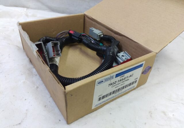 brand new oem ford e-150 e-250 08 - 13 wiring assembly harness