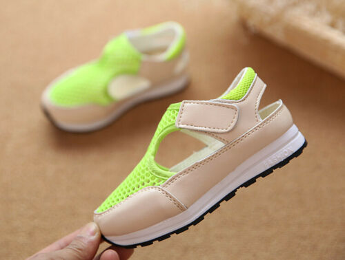 Unisex Kid Toddler Breathable Running Shoes Casual Soft Soled Sneakers Loafers