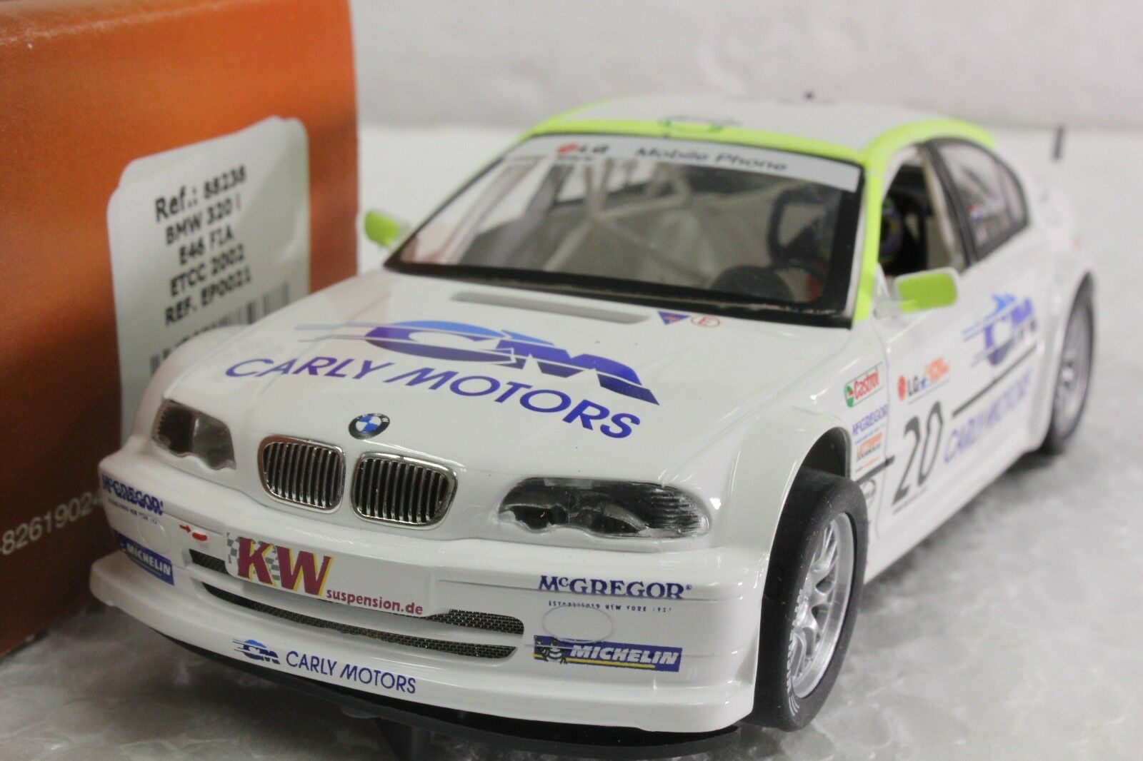 FLY EP0021 BMW 320 i E46 FIA ETCC 2002 NEW NEW NEW IN BOX 1