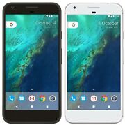 "Google Pixel 32GB (FACTORY UNLOCKED) 5.0"" FHD 4GB RAM Quite Black / Very Silver"