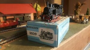 MARKLIN-echelle-ho-Locomotive-030-ref-3029