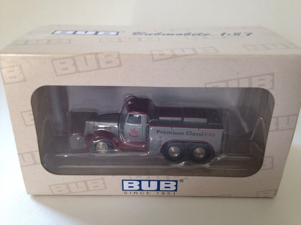 BUB 1 87 Kaelble Z6r2a Camión Camión Camión Juguete Fair 1 of 1000Pcs 07651 Nuevo 4fea7d