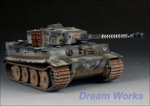 Details about Award Winner Built Academy 1/35 Tiger I Snow Heavy Tank  +Interior +PE