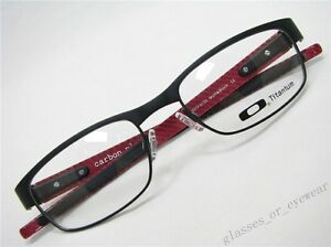 5544802f1ff Image is loading Eyeglass-Frames-Oakley-carbon-plate-OX5079-0153-Matte-