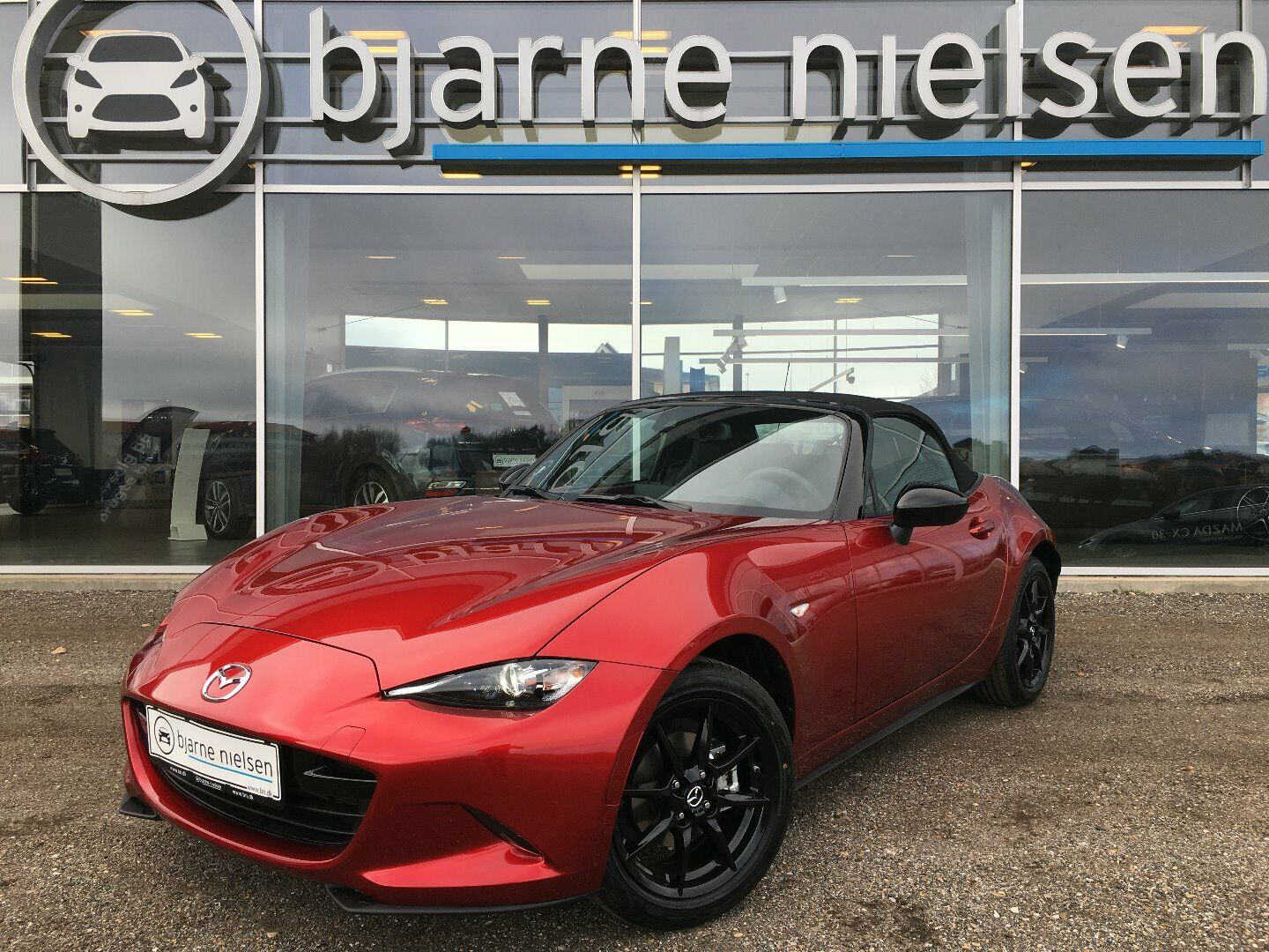 Mazda MX-5 1,5 Sky-G 132 Roadster Edition