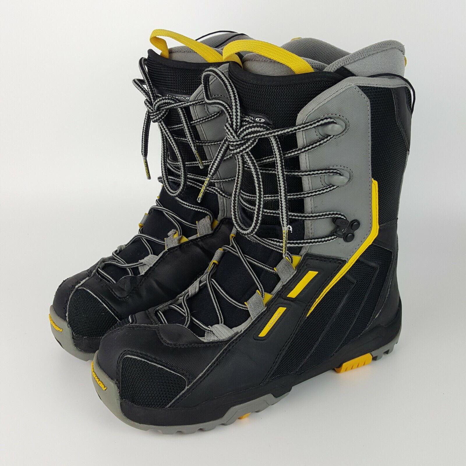10 /& 11 NEW 2020 Salomon Malamute Snowboard Men/'s Boots US Size 9