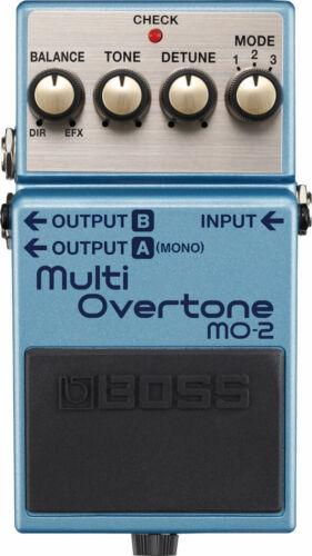 Boss MO-2 Multi Overtone Guitar Pedal