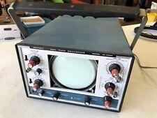 Heathkit 10 4550 Dual Trace Oscilloscope Vintage