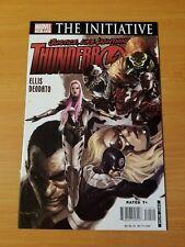Thunderbolts #115 (Aug 2007, Marvel)