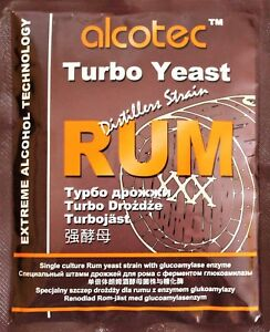 Turbohefe-Alcotec-Rum-GA-Enzym-Vodka-Alkohol-Schnaps-Gaerhefe-Hefe-Brennhefe