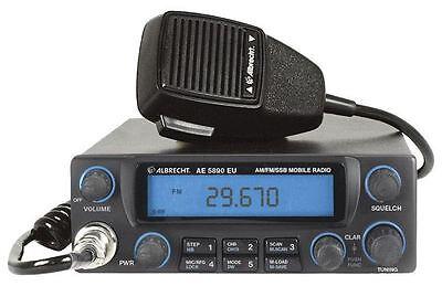 Cb-funkgeräte Albrecht Ae 5890eu Amateur Radio Version Am/fm/ssb 28,0-29,699 Mhz 30watt Rabatte Verkauf Funktechnik