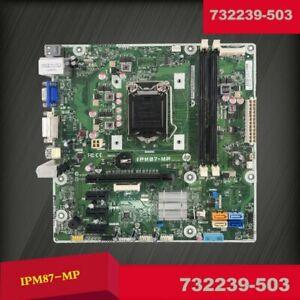 FOR HP Pavilion IPM87-MP 1150 pin H87 Intel Desktop Motherboard 707825-003