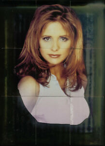 BUFFY-THE-VAMPIRE-SLAYER-1-Inkworks-1998-Complete-034-CHOSEN-ONE-034-Chase-Card-Set