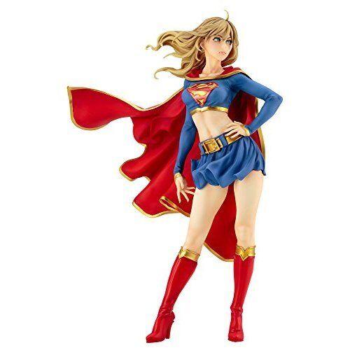 KOTOBUKIYA DC COMICS BISHOUJO SUPERGIRL RETURNS 1/7 PVC Figure Japan new .