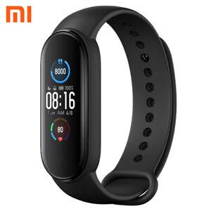 """Xiaomi Mi Band 5 Smartband 1.1""""AMOLED Nero Fitness Tracker Cardiofrequenzimetro"""