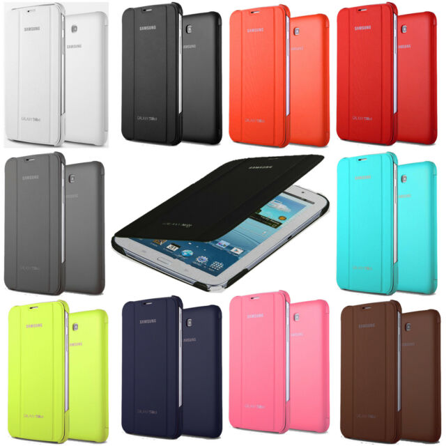 Ultra Slim Leather Case BOOK Cover For Samsung Galaxy Tab 3 7.0 T210 P3200 P3210