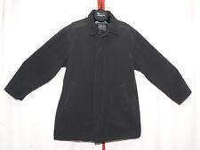 Mens Marc New York Andrew Marc Insulated Trench Coat Rain Coat Black Size XXL