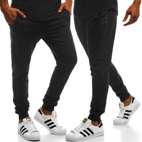 OZONEE mixd 7367 Uomo Pantaloni Sport Fitness Allenamento Pantaloni Jogging Jogger