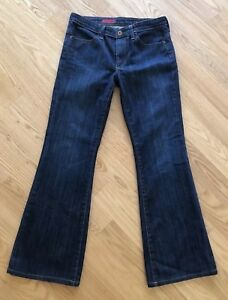 Women-s-ADRIANO-GOLDSCHMIED-The-New-Legend-Flare-Bootcut-Jeans-Size-29R