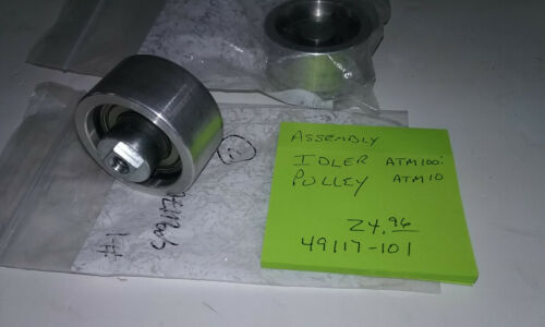 Details about  /Precor AMT NEW Idler Drive Pulley Assembly  PN# 49117-101 Last Two