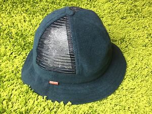 94e048a943b Image is loading Supreme-S-S-2015-Terry-Side-Mesh-Bell-Hat