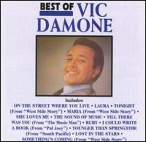 Vic Damone - Best of [New CD] Manufactured On Demand