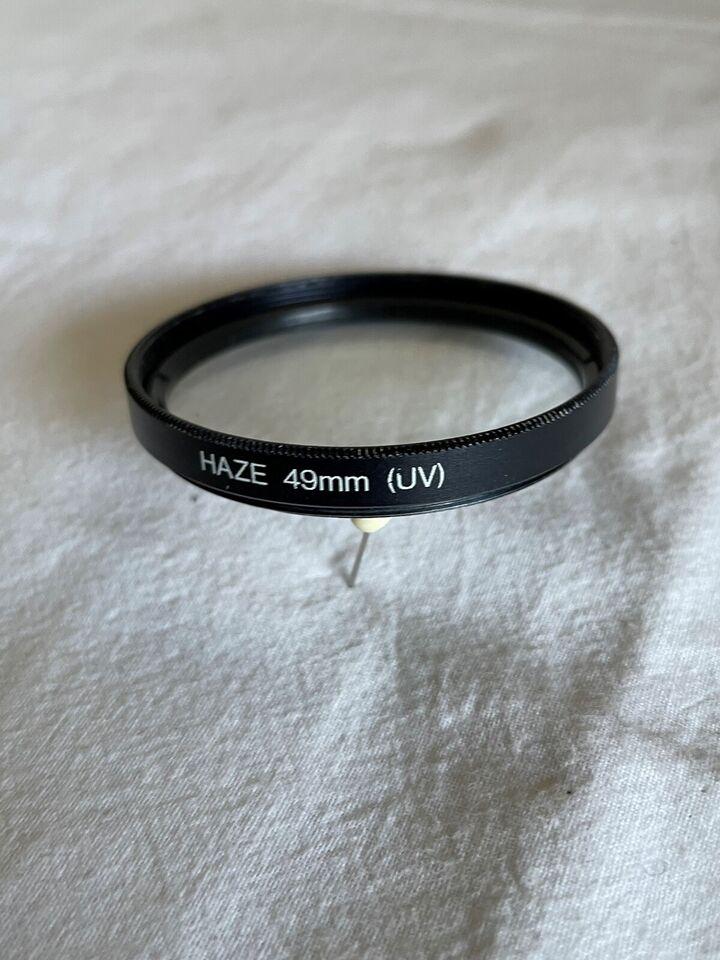 UV Filtre, Ass., 49 m/m
