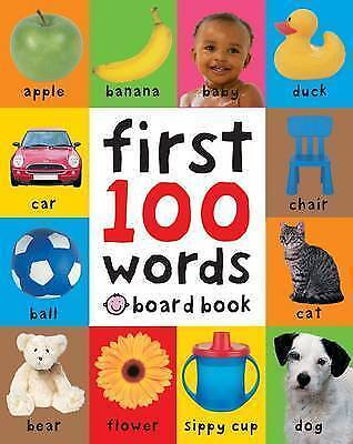 First 100 Words by Roger Priddy (Board book, 2011)