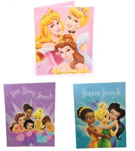 2 Pocket Disney Fairies Portfolio Folder Choose Your Style