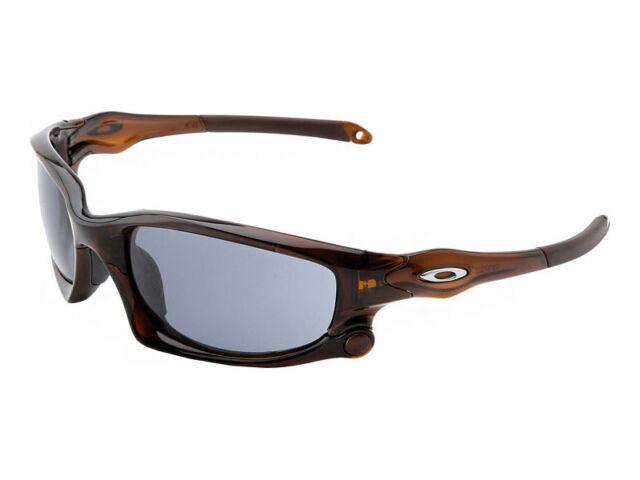 a piedi scatti di prezzi incredibili sconto fino al 60% Oakley Split Jacket Sunglasses Polished Rootbeer/grey
