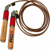Authentique Rdx Ultra Professionnel 200 Speed Rope Skipping Rpm Sauter Fitness