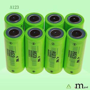 A123-2300mah-3-3v-new-original-cell-ANR26650M1A-Lifepo4-battery-8-PCS