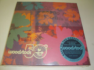 Woodstock Back To The Garden 50th Anniversary Collection