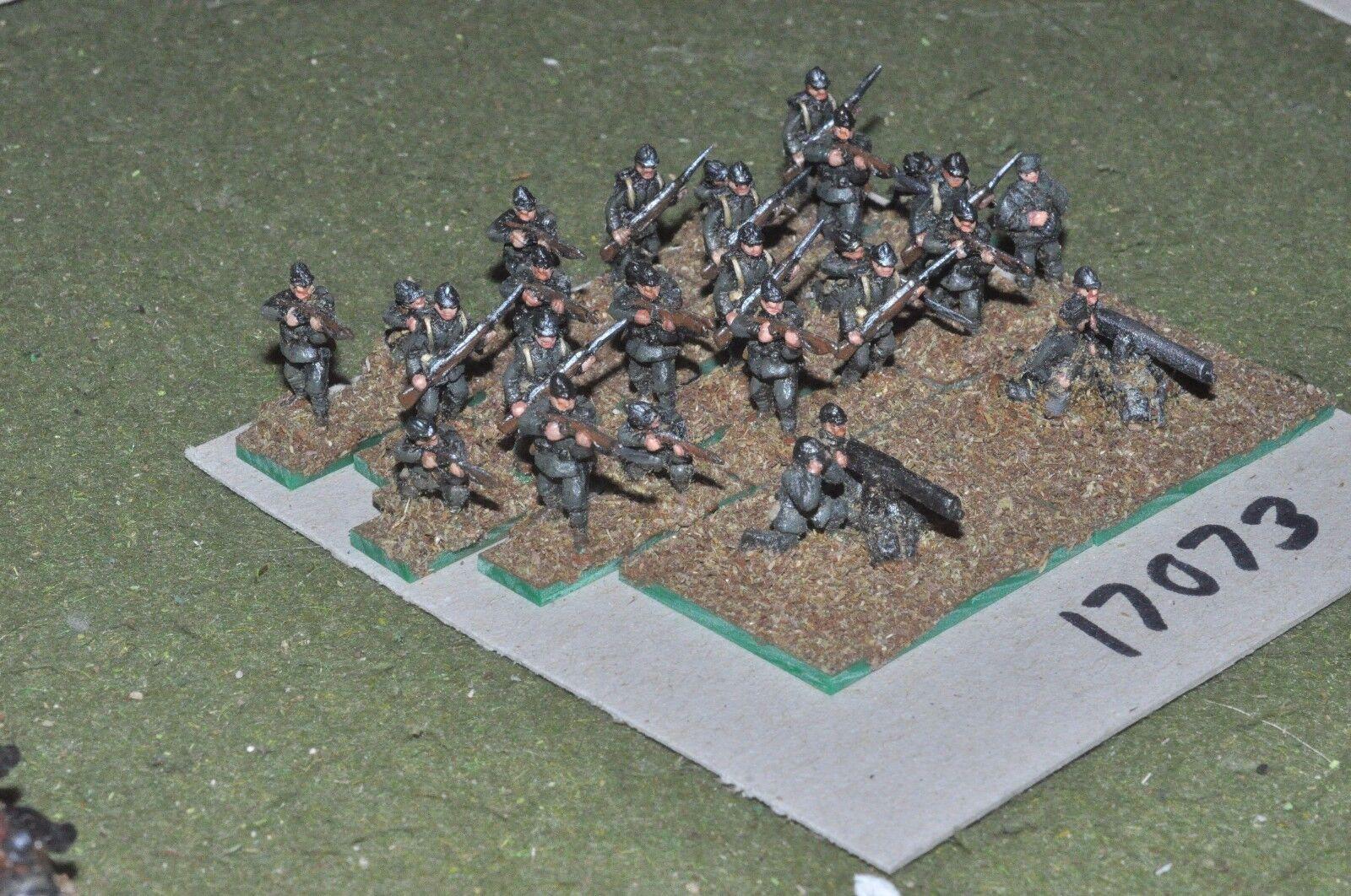 15mm WW1   italian - infantry 28 figures - inf (17073)