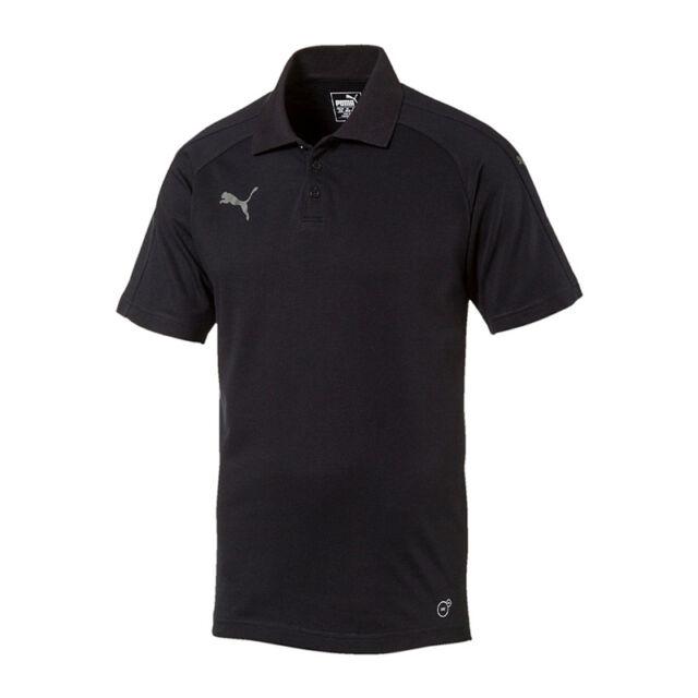 e59bed9a9b8c PUMA Mens Ascension Casuals Football Sports Training Polo Shirt Top ...