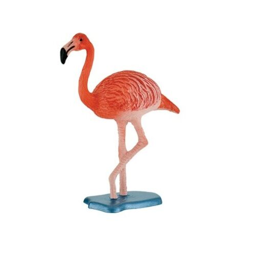 Bullyland 63715 Ca. 7,5cm - Neu Flamingo Rose Wildlife