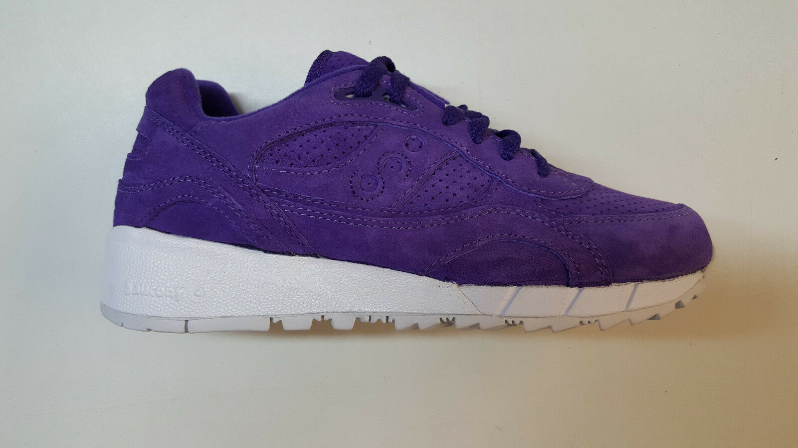 Saucony Shadow 6000 Easter Egg Hunt Purple Runner Retro Shoes S70222-3 1703-80