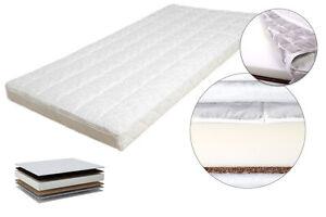 Medizinische kinderbettmatratze buchweizen kokos 60x120 for Kinderbettmatratze 60x120