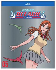 Bleach-TV-Set-5-BD-Blu-ray-Blu-ray-DVD-New-Free-Shipping