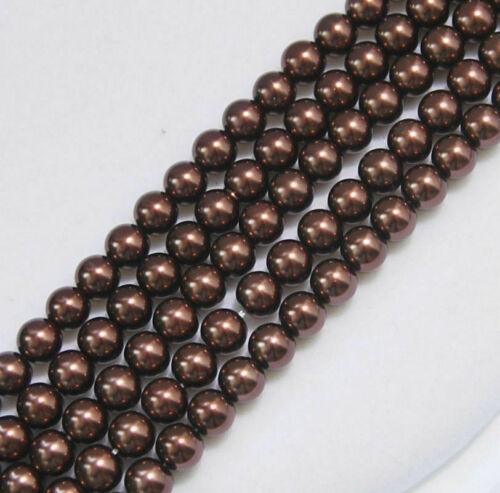 """Wholesale 8//10//12 mm SOUTH SEA SHELL PERLE RONDE pierres précieuses perles en vrac perles AAA 15/"""""""
