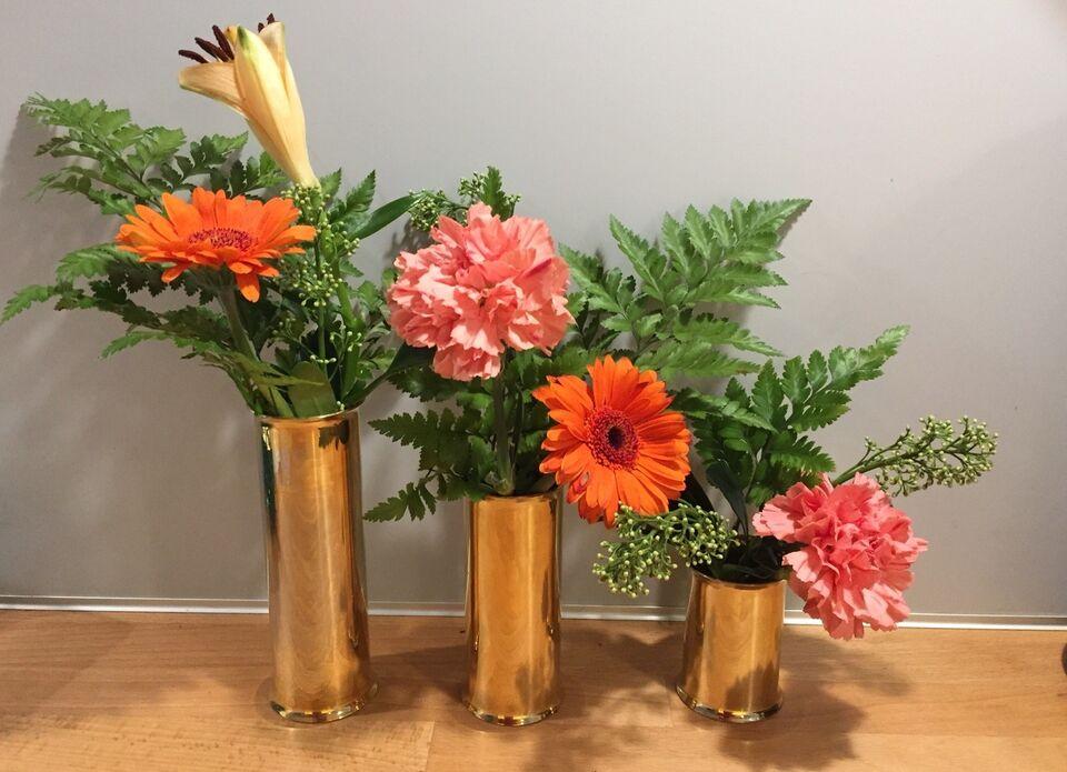 Lysestager/vaser